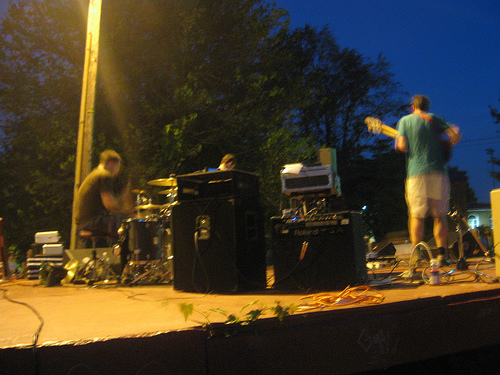 Imperial China @ Fort Reno